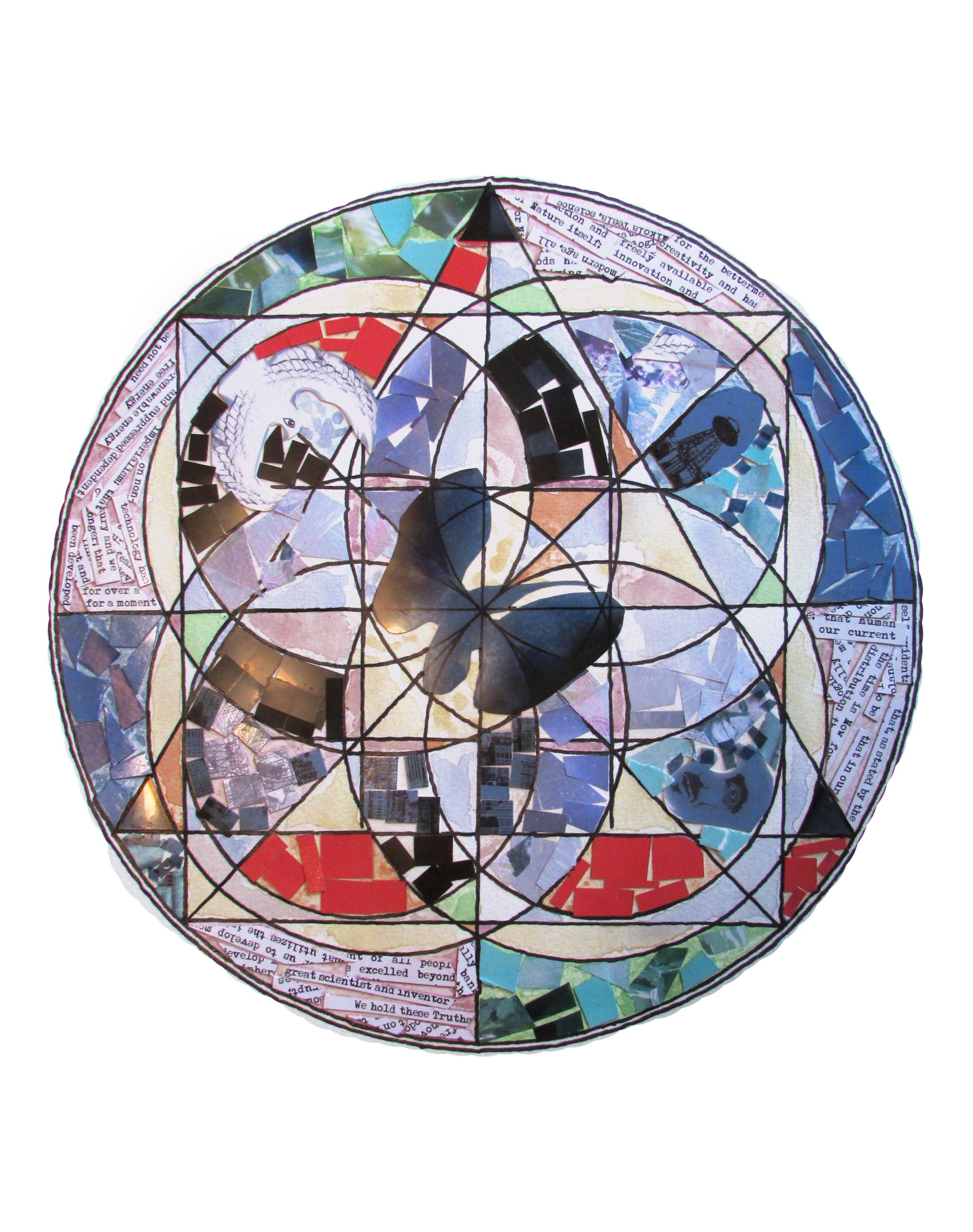 Diamagnetic Gravity Vortexes  |Ancient Sacred Geometry